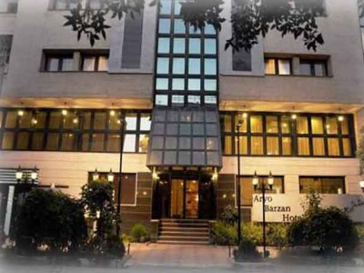 Ariobarzan-hotel